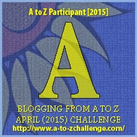 "A to Z ""A"" Badge"
