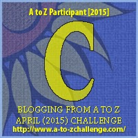 "A to Z Challenge Bade ""C"""